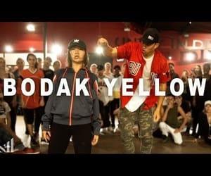 choreography, video, and cardi b image