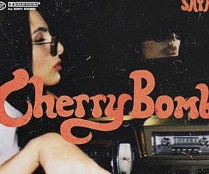 cherry and bomb image