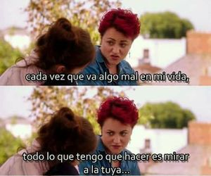 frases, friendship, and love rosie image