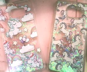 unicorns, phone cases, and unicorn lovers image