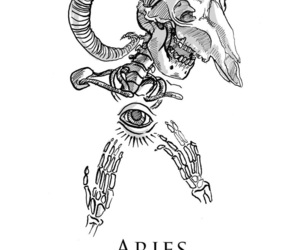 aries and Tattoos image
