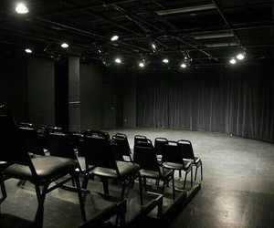 aesthetic, auditorium, and stage image