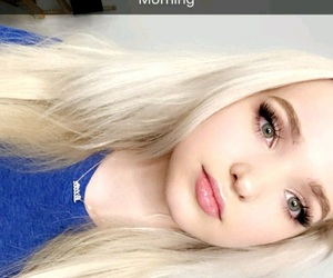 snapchat and dove cameron image