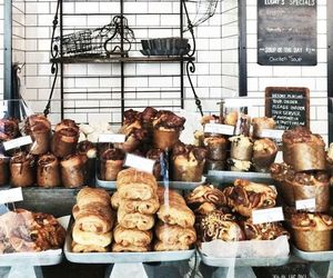 bakery, food, and pastry image