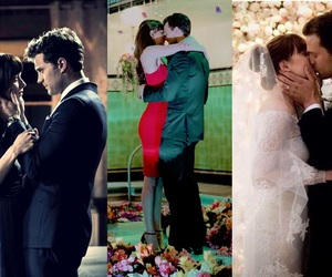 wedding, fifty shades darker, and fifty shades of grey image