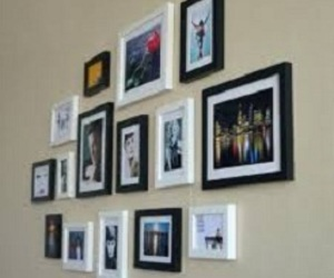 frames, picture frames, and picture framing image