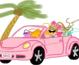 90210, barbie, and beach image