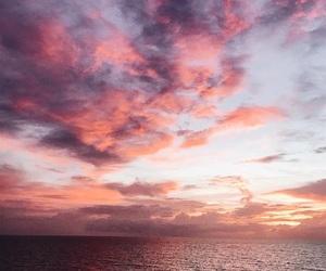 beautiful, cloud, and sky image