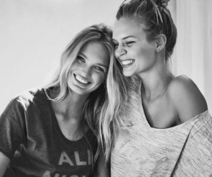 model, josephine skriver, and style image