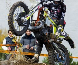 moto, trial, and motocross image
