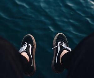 vans, sea, and tumblr image