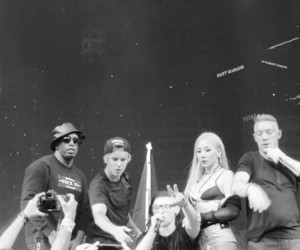 CL, concert, and p.diddy image