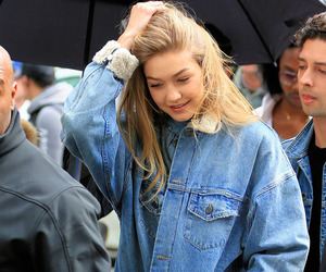 gigi hadid, girl, and model image