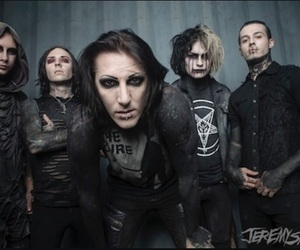 metal, motionless in white, and miw image