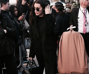 bella hadid, style, and model image