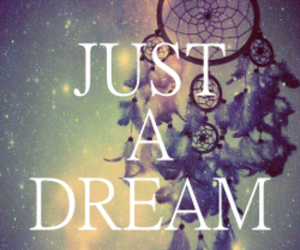 Dream and just a dream image