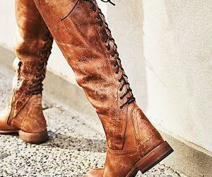 boots, high boots, and shoes image