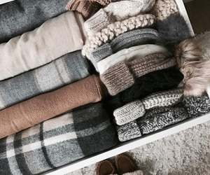 autumn, clothes, and clothing image