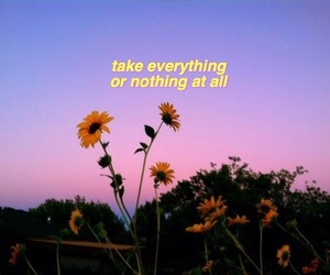 aesthetic, broken heart, and flower image