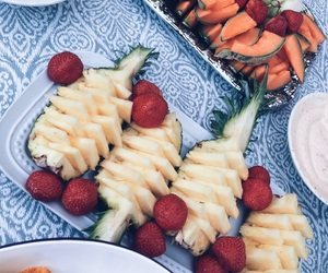 food, inspo, and melon image