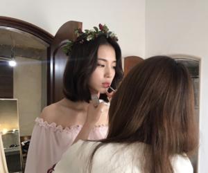 girl, ulzzang, and model image