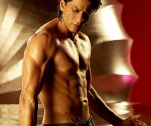 actor, king khan, and bollywood image