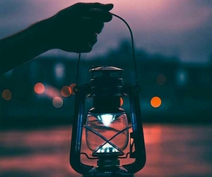 dark, inspire, and lantern image