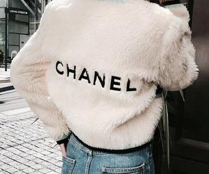 chanel, jacket, and fashion image