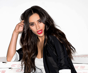 shay mitchell, beautiful, and brunette image