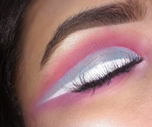 eyebrows, ideas, and makeup image