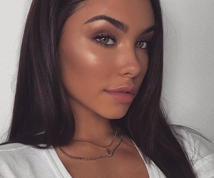 madison beer, makeup, and beauty image