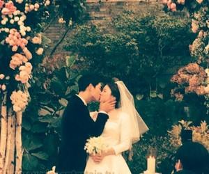 casamento, maried, and song hye kyo image