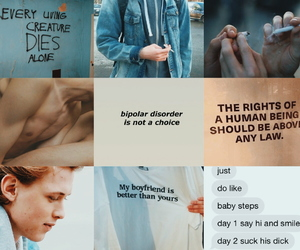 aesthetic, bipolar, and cigarettes image