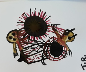 Augen and outsider art image