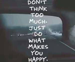 quotes and happy image