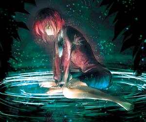 anime, anime girl, and Otaku image