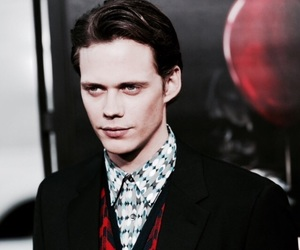 actor, bill skarsgård, and boy image