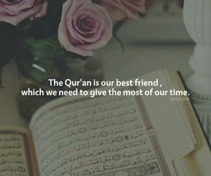 allah, best friend, and islam image