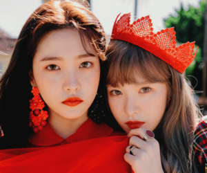 red velvet, wendy, and yeri image