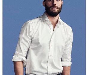 Jamie Dornan, actor, and handsome image