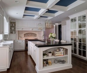 cocina, design, and decoration image
