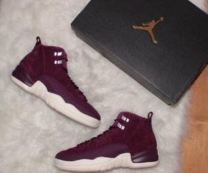 12, jordan, and sneakers image