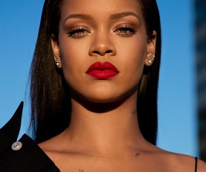 rihanna, fenty, and celebrity image