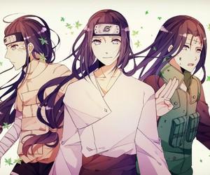 naruto, neji hyuga, and anime image