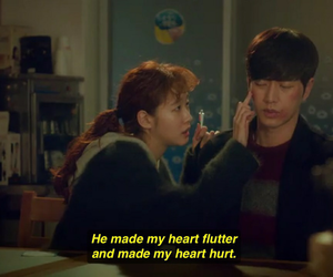 love, kdrama, and cheese in the trap image