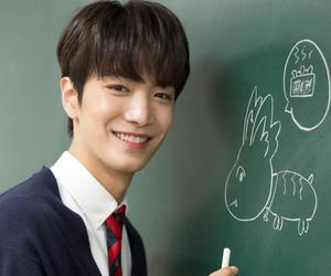 Jonghyun, JR, and nuest image