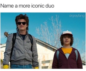 duo, funny, and memes image