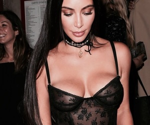 fashion and kim kardashian image