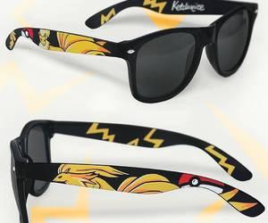 accessories, pokemon, and sunglasses image