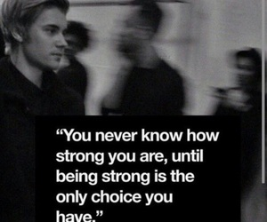 quotes, black, and justinbieber image